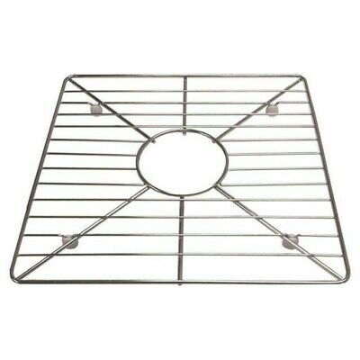 "Kohler 3142-ST Kitchen Sink Bottom Grid, 13 3/16"" x 13 3/16"" - Stainless Steel"