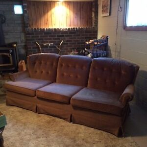 couch set 2 pc