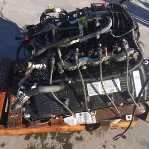 FORD F-250 F-350 6.2 COMPLETE ENGINE