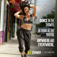 FREE Yoga & Zumba classes: 1 week trial