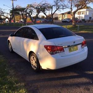 2010 Holden Cruze Diesel Sedan Belmont Lake Macquarie Area Preview