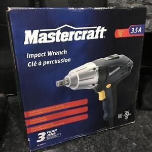 MASTER CRAFT 3.5 IMPACT WRENCH BRAND NEW  IN BOXS