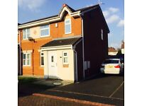 3 bedroom semi detached house to let