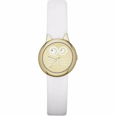 Marc by Marc Jacobs MBM2050 Ladies Gold White Critters Watch