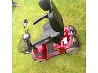 Mercury Neo 8 Mobility scooter great condition, low miles recent batteries.