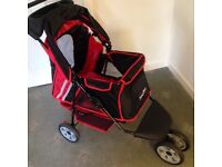 Innopet Pet Dog Stroller (01) As new Used once
