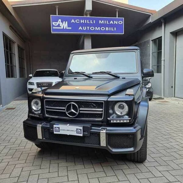 Mercedes-Benz G 63 AMG G 63 AMG S.W. L. IVA 22% TETTO