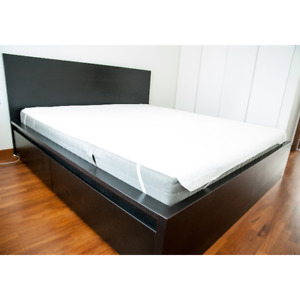 QUEEN SIZE BED FRAME FROM IKEA AND MATTRESS BLACK FRIDAY DEAL