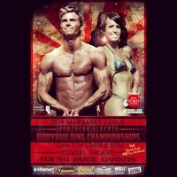Personalized training, nutrition and contest prep programs!