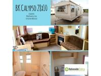 Static caravan 28x10 / Mobile home FREE DELIVERY