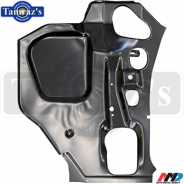 For Dodge Charger 68-70 Driver Side Body B-Pillar Section Panel