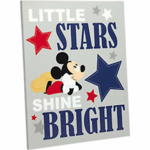 Mickey Mouse Reach For The Stars Wall Decor