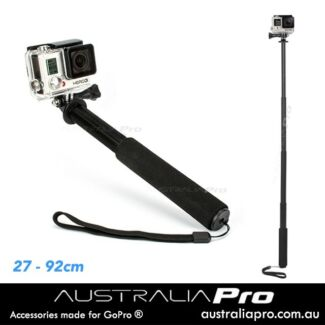 Pole for GoPro Hero4 3 3+ 2 1 Session Telescopic Monopod Selfie Logan Reserve Logan Area Preview