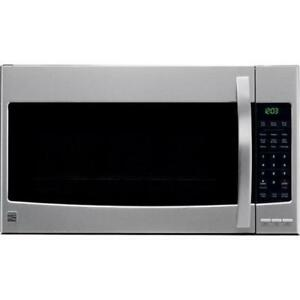 Kenmore Over the Range Microwave. Stainless Steel. Never used.