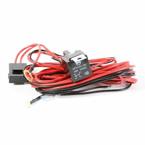 Rugged Ridge Light Installation Wiring Harness, 3 Lights 15210.71