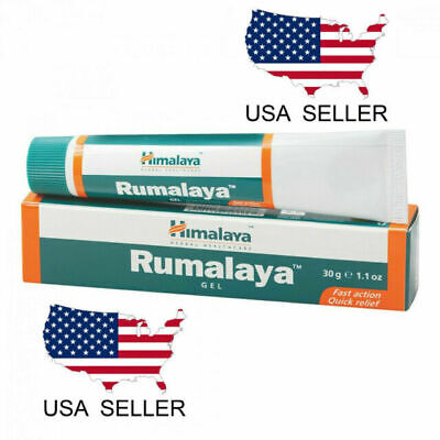 Himalaya Rumalaya Gel 30g Muscle Relief, Arthritis, Back Neck, Joint Pain