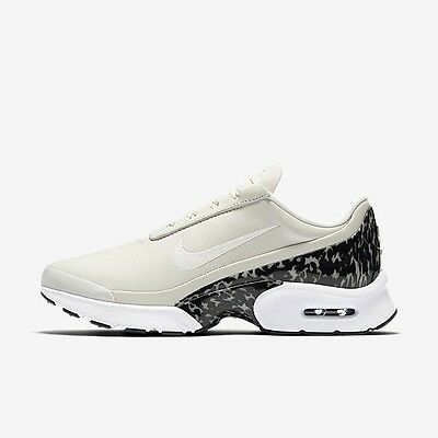NEW Nike AIr Max Jewell LX Size 10 Women's White/Black Sneakers 896196 100 Shoes