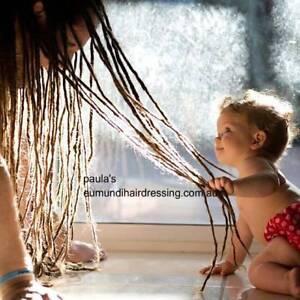 Organic Hairdressing Dreadlocks Braids Sunshine Coast