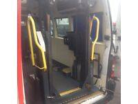 Ricon wheelchair / standing disabled lift maintained by NHS working order easy to fit