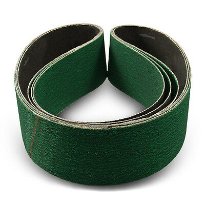 1 In Sanding Belts Ceramic Variety Pack Abrasive Belts