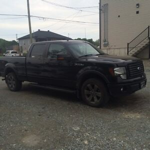 A VOIR !!!!   2011 Ford F-150 FX4 crew cab