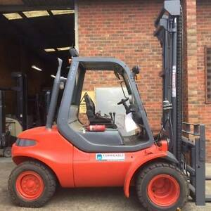 Linde H45D Diesel Counterbalance Clayton South Kingston Area Preview