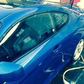 hyundai coupe v6 spares or repairs