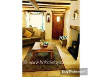 West Quay Holiday Cottage Watchet Somerset sleeps 2 dog friendly self catering coastal loc sea views
