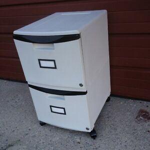 2 drawer filing cabnit