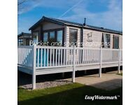 Marton mere blackpool, All luxury caravans reduced April and May £195