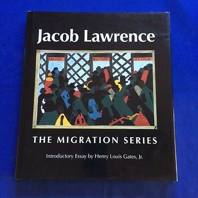 Lawrence Migration Series (JACOB LAWRENCE. THE MIGRATION SERIES - FIRST TRADE EDITION )
