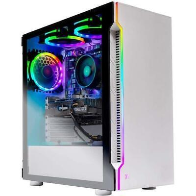 Skytech Archangel Gaming PC–RYZEN 5 2600 GTX 1660 6G 500GB