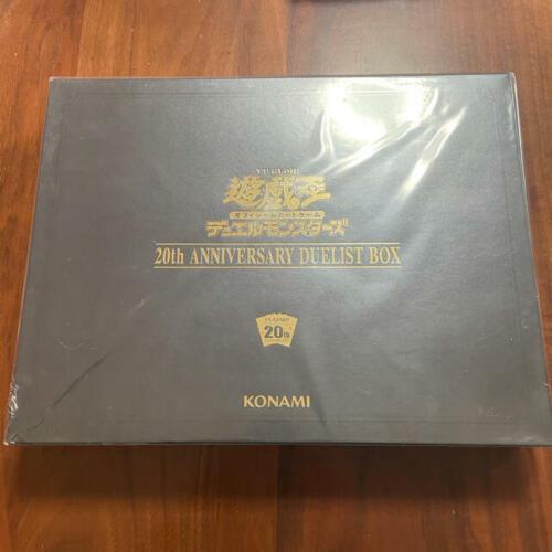 Yu-Gi-OH OCG Duel Monsters 20th ANNIVERSARY DUELIST BOX Yu-Gi-OH!