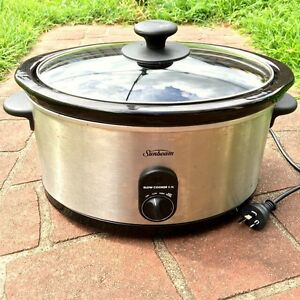 Slow cooker - sunbeam Wattle Grove Liverpool Area Preview