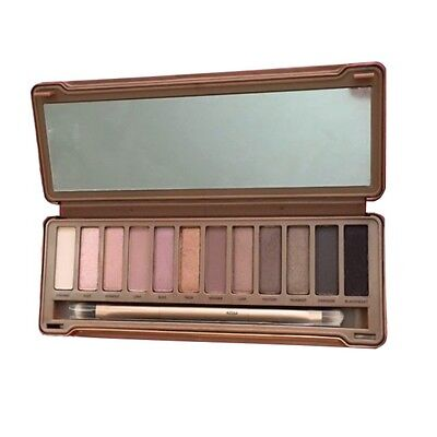 Naked 3 Eyeshadow 12 Color Palette By Urban Decay New In Box