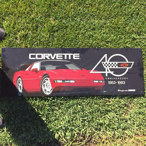 Corvette Snap On Tool Box Steel Picture