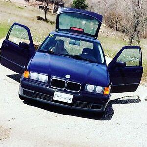 1995 BMW 318ti E36 compact