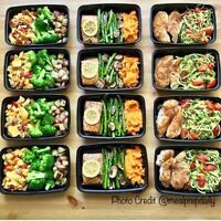 IN-HOME MEAL PREP
