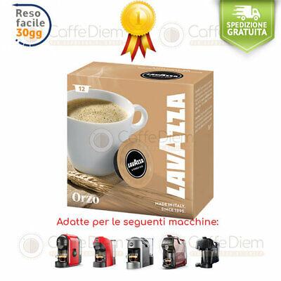 ORZO Lavazza A Modo Mio 60 Capsule Cialde Originali Originale Caffè Orzo...