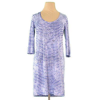 DIESEL tunic tie die border Ladies Authentic Used L2349