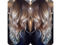 Hair Highlights £49 , Hair & Beauty Nails Salon Manchester