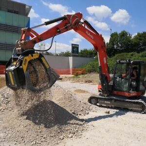 MB-S10 Screening Bucket, suits excavator or bobcat or loader Helensvale Gold Coast North Preview