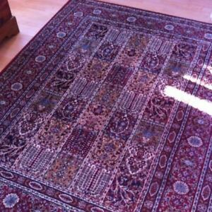"Huge Ikea Valby Area Rug (9 '10 "" * 6' 7 "") - persian style"