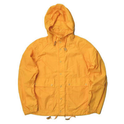 Engineered Garments LT PARKA - 2PLY TASLAN NYLON S yellow shell anorak blouson