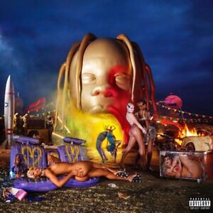 Travis Scott: Astroworld March 7th 2019! section 108 row 13