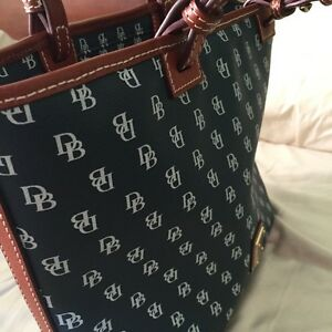 Dooney Bourke medium size leather handbag  London Ontario image 1