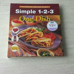 SIMPLE 123 ONE DISH