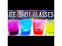 Ice Shot Glasses Mould 4pcs in a pack