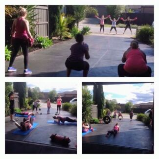 Zest Group fitness Berwick Springs