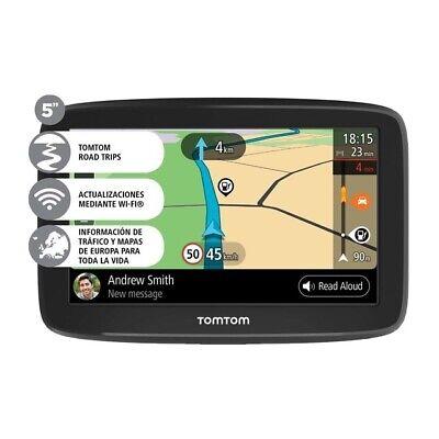 NAVEGADOR GPS - TOMTOM GO BASIC - 5'' 45 PAISES WIFI BLUETOOTH...